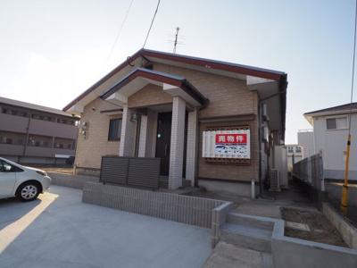 【外観】【平屋】宮崎市花ヶ島町中古住宅