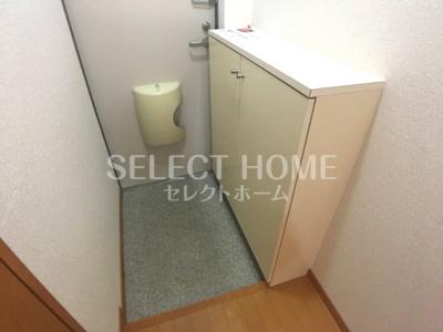 【設備】第5カネイ八帖北町アパートA棟