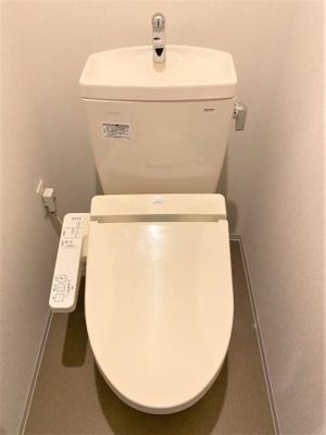 【トイレ】カサべラルーチェ