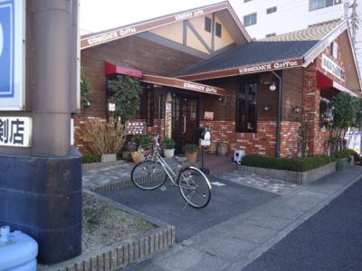 コメダ珈琲守山八剣店まで929m