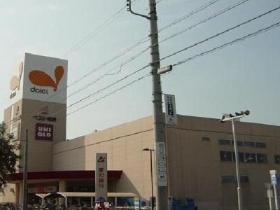 OUTLET-Jダイエー名古屋東店まで1,188m