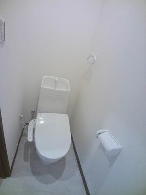 【トイレ】サンビルダー六甲ウエスト