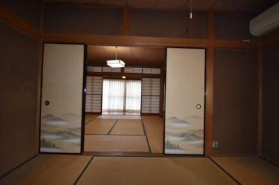 素敵な和室のお部屋です。
