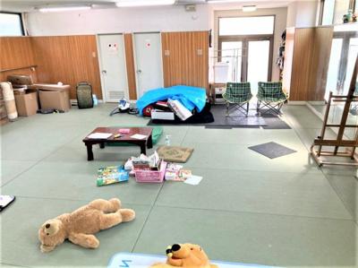 【内装】清水3丁目貸店舗