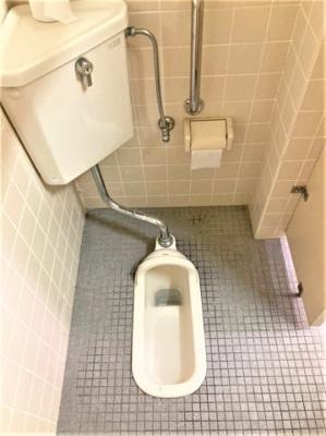 【トイレ】清水3丁目貸店舗