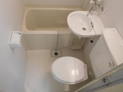 【浴室】サンクレアA
