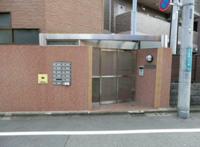 【セキュリティ】サンライズコーポ町田