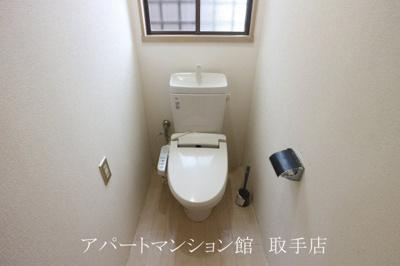 【トイレ】椚木戸建K邸