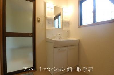 【独立洗面台】椚木戸建K邸