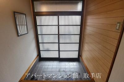 【玄関】椚木戸建K邸