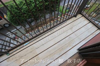 【バルコニー】椚木戸建K邸