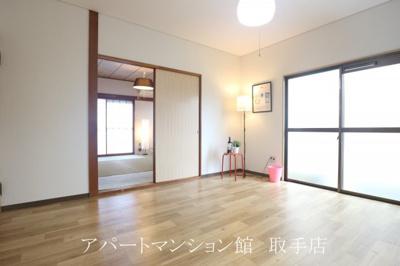 【居間・リビング】椚木戸建K邸