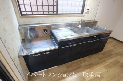 【キッチン】椚木戸建K邸