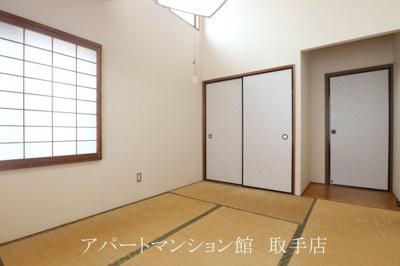 【和室】椚木戸建K邸