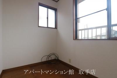【洋室】椚木戸建K邸