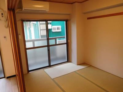 【寝室】菊葉中野ビル