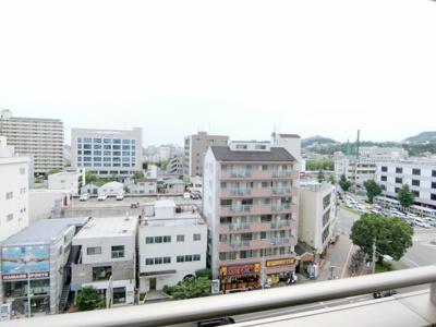 【展望】ラ・フォンテ神戸長田