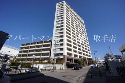 【外観】BELISTAタワー取手駅前 10F