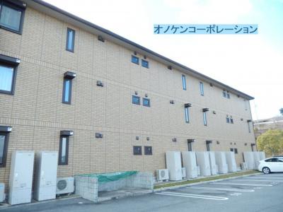 【外観】サニーハイツ青山B棟