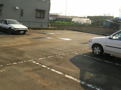 【外観】島田駐車場