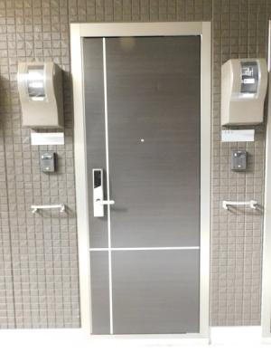 【玄関】エクセレント33