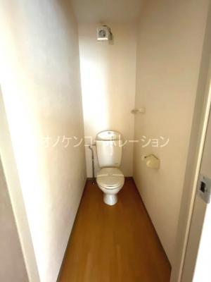 【トイレ】サンハイツ和田