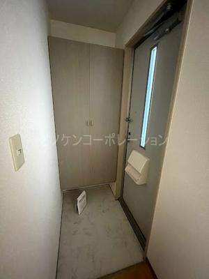 【玄関】サンハイツ和田