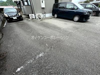 【駐車場】サンハイツ和田