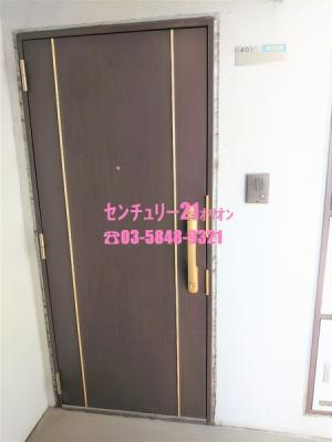 【玄関】GROWS桜台Station Area