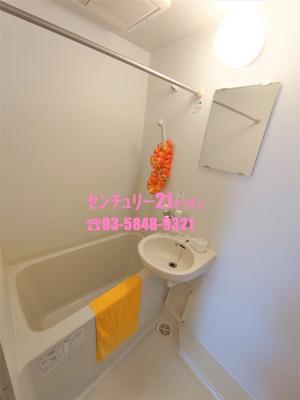 【浴室】GROWS桜台Station Area