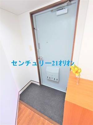 【玄関】ラ・ピアッザ豊玉(トヨタマ)