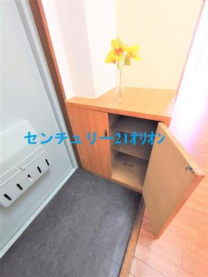 【収納】ラ・ピアッザ豊玉(トヨタマ)