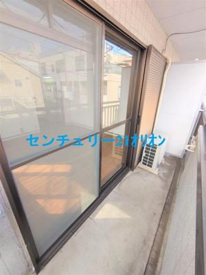 【バルコニー】ラ・ピアッザ豊玉(トヨタマ)