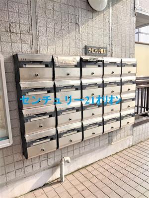【その他共用部分】ラ・ピアッザ豊玉(トヨタマ)