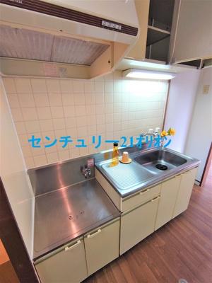 【キッチン】ラ・ピアッザ豊玉(トヨタマ)