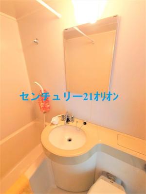 【洗面所】ラ・ピアッザ豊玉(トヨタマ)