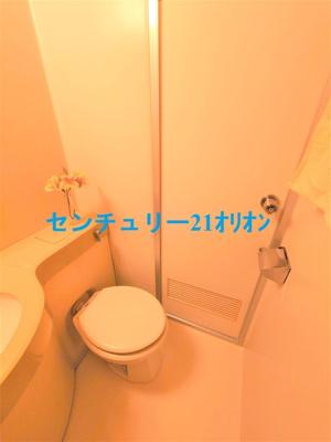【トイレ】ラ・ピアッザ豊玉(トヨタマ)