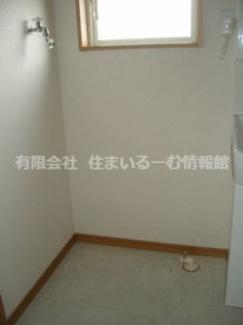 【洗面所】ラ・フルール北江