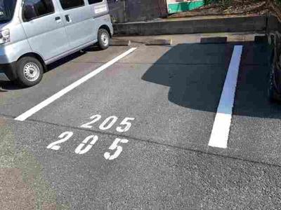 【駐車場】エクセレントヴィラHAMAOK