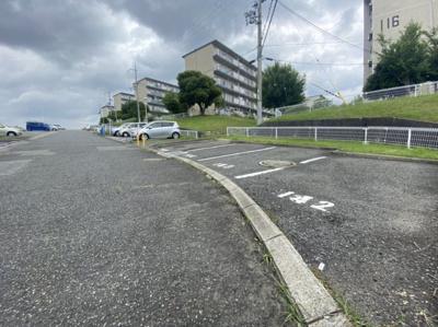 【駐車場】新多聞第二住宅