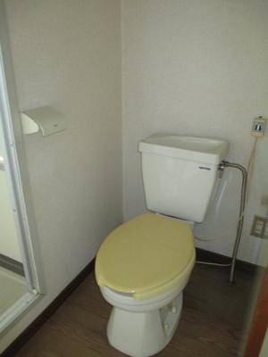【トイレ】コーポグリーン