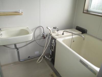 【浴室】コーポグリーン