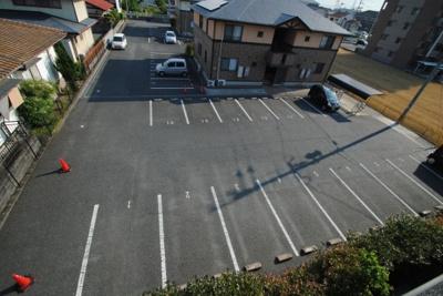 【駐車場】サンジェイド C棟