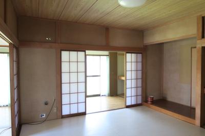 【和室】雁子浜貸家