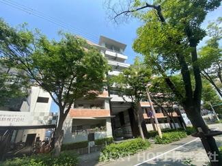 【パレ南武庫之荘】地上7階建 総戸数21戸 ご紹介のお部屋は6階部分です♪