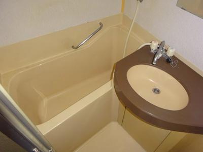 【浴室】ダイアパレス三鷹