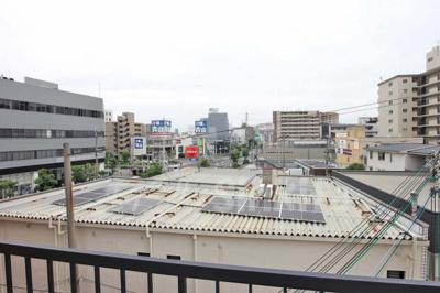 【展望】新高1-5-2テラスハウス