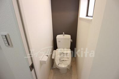 【トイレ】新高1-5-2テラスハウス