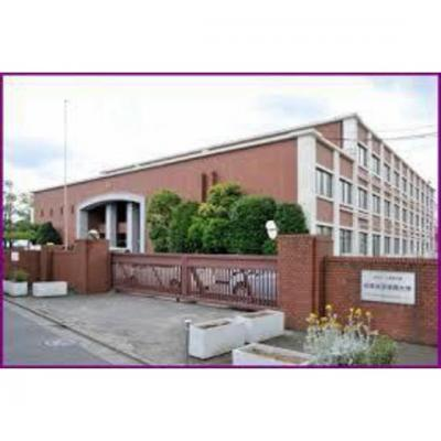図書館「日本女子体育大学附属図書館まで1269m」