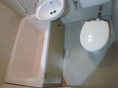 【浴室】プラーズ西浅草